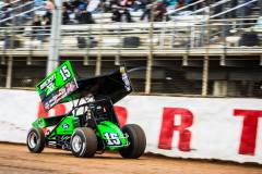 Donny Schatz - Tuscarora 50 - Photo by Trent Gower