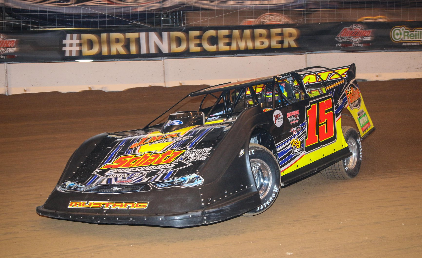 Donny Schatz, Donny Schatz Motorsports, Brandon Sheppard, Gateway Dirt Nationals, Speedway Shots, Late Model, Dirt Late Model, World of Outlaws