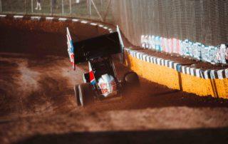 Donny Schatz, World of outlaws, sprint cars, cedar lake speedway, spieker promotions