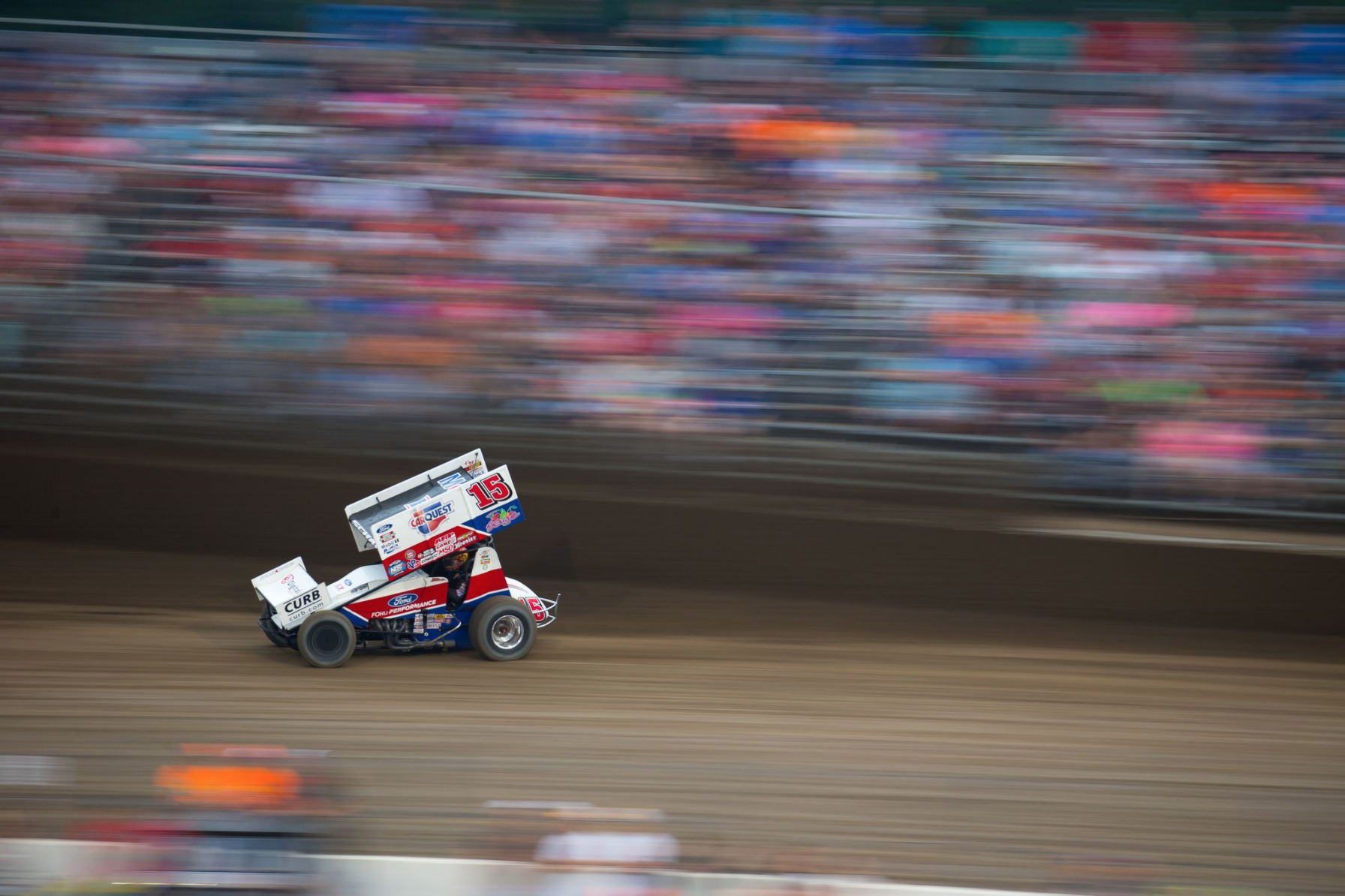 tony stewart racing, donny schatz, world of outlaws