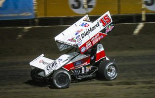 huset's speedway, donny schatz, world of outlaws, speedway shots