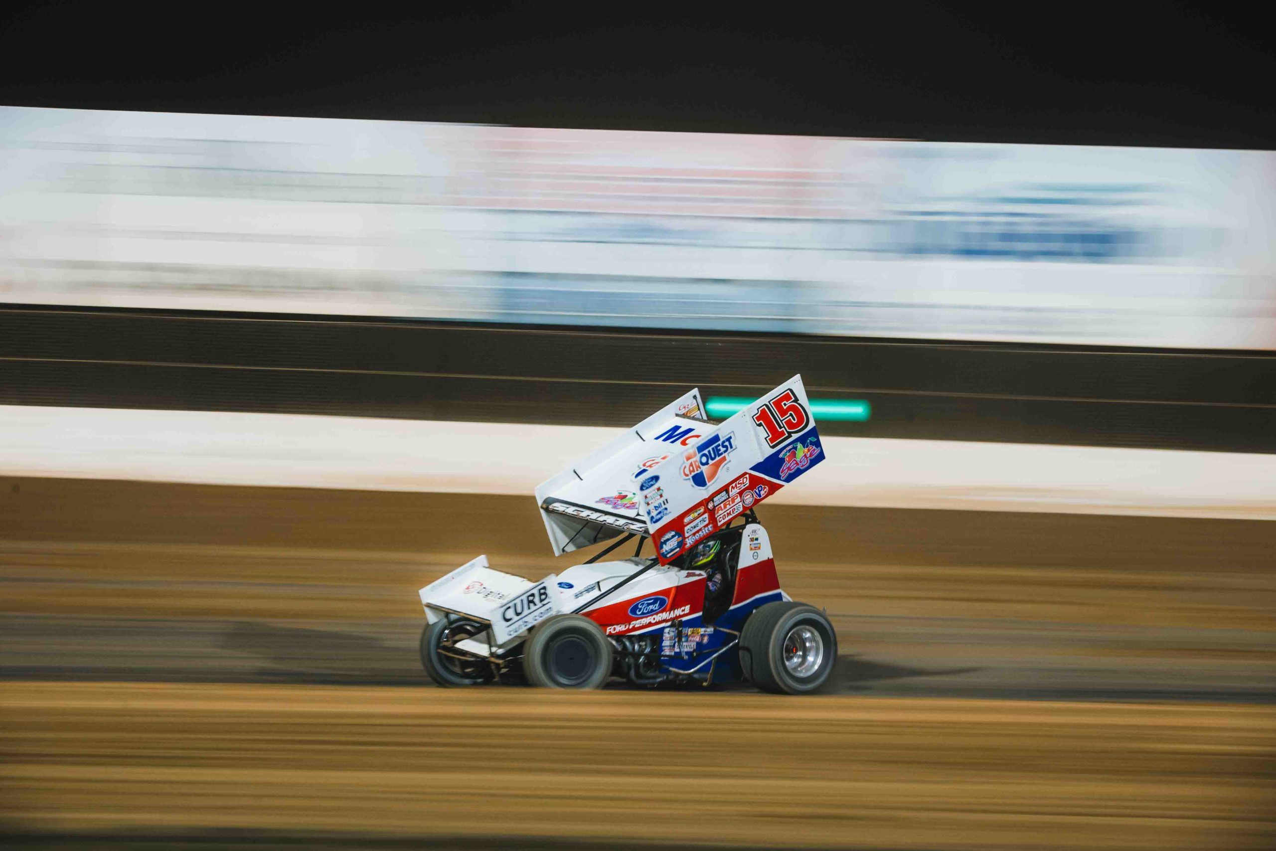 donny schatz, lakeside speedway, tony stewart racing, world of outlaws, sprint cars