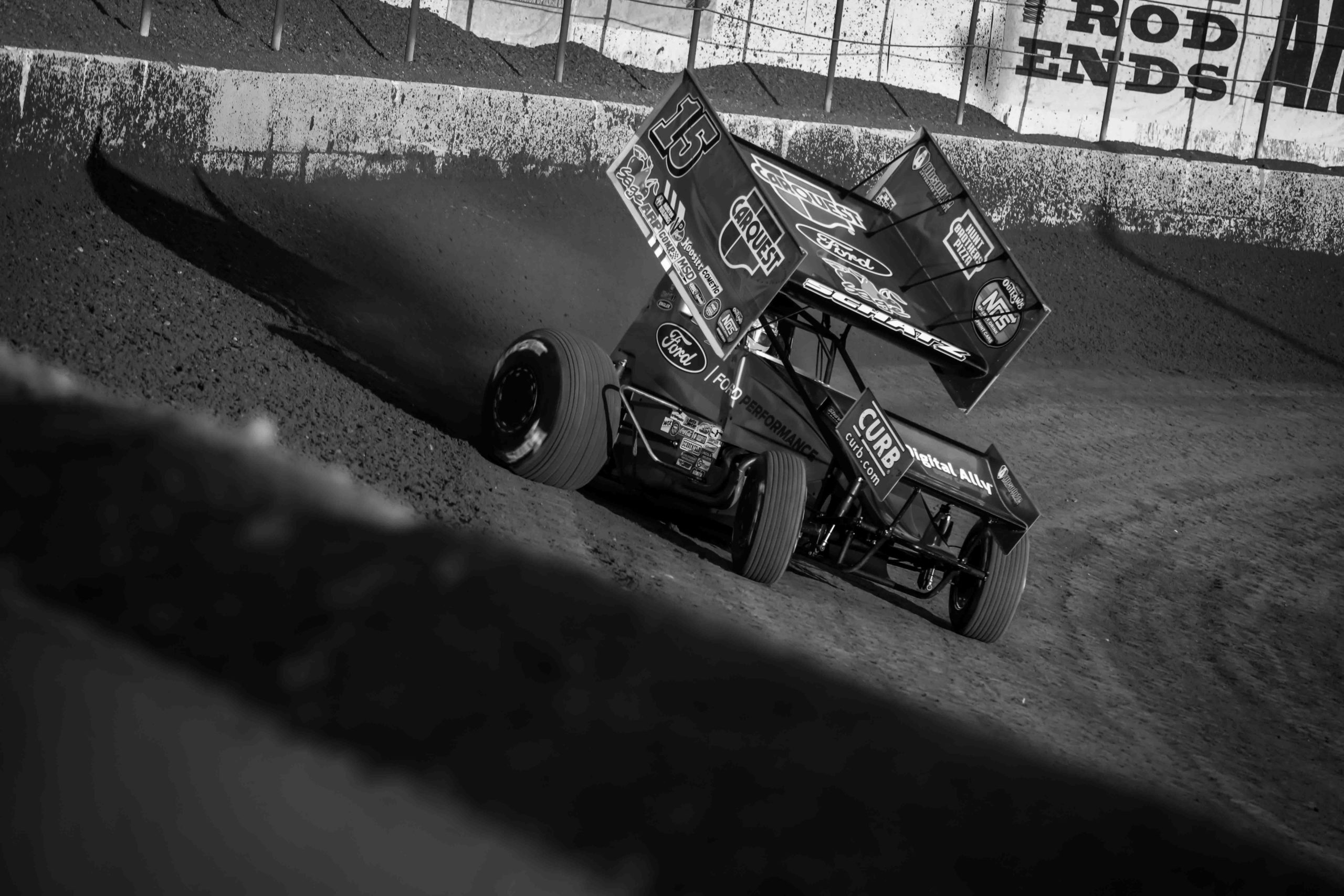 donny schatz, sprint cars, world of outlaws