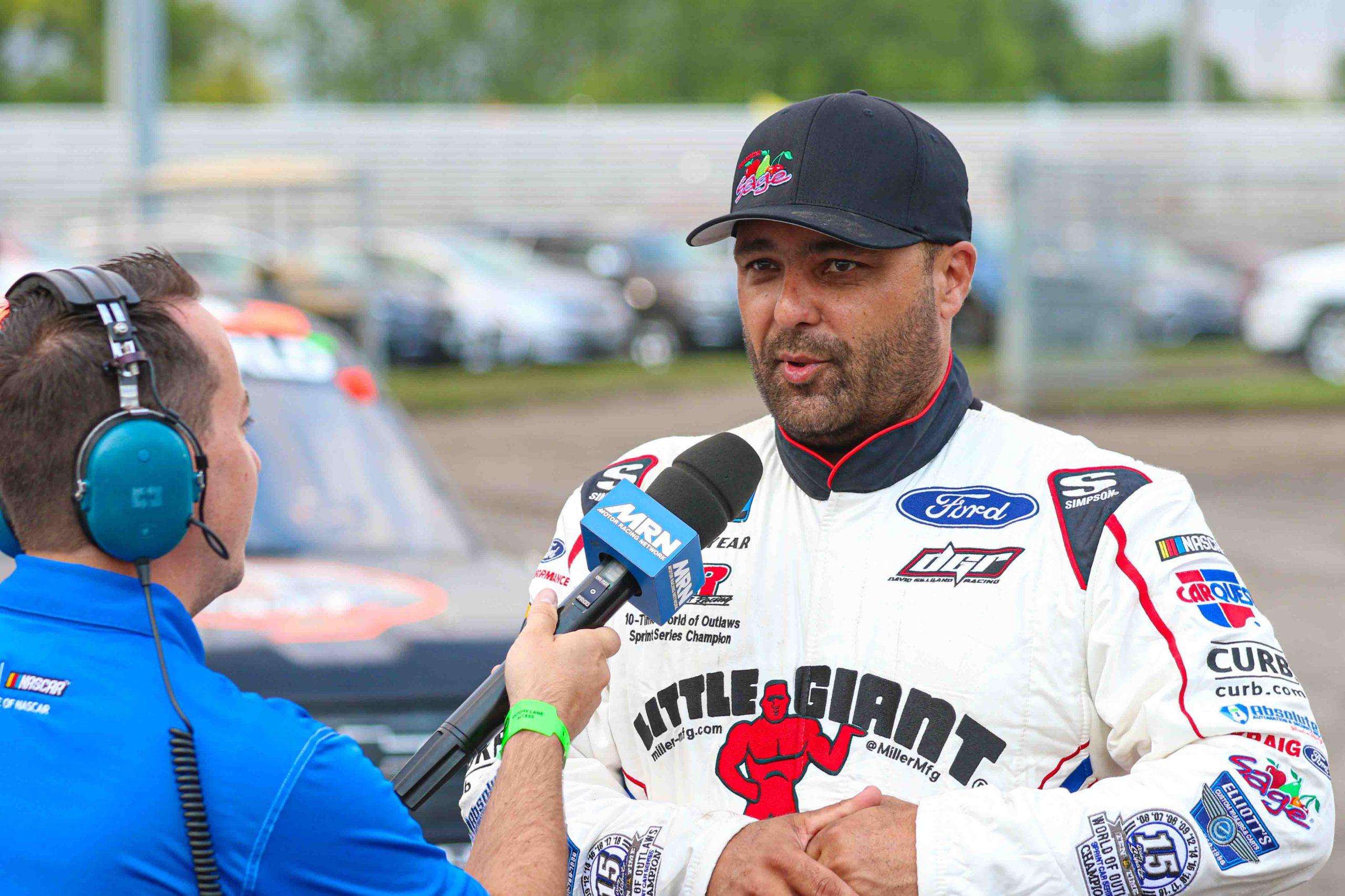 Donny Schatz, nascar truck series, knoxville raceway, mrn